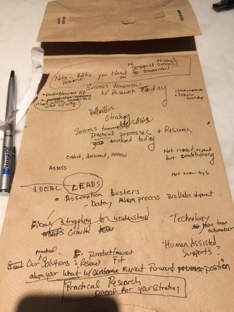 Sample scribbles